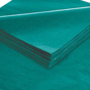 "20"" x 30"" Teal Tissue Paper, 480 Pack"