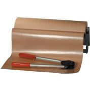 "50 Lb. Kraft Poly Coated Paper Roll, 12""x600'"