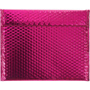 "13-3/4""x11"" Pink Glamour Bubble Mailer, 48 Pack"