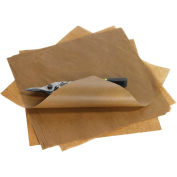 "30 Lb Waxed Paper Sheets, 12""x12"", 3400 Pack"