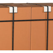 """2""""x4""""x3"""" Strapping Protectors, 770 Pack"""