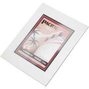 """16""""Wx22""""L PVC Shrink Bag, 100 Gauge, Clear, 100 Pack"""