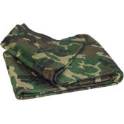 """Moving Blankets, 72"""" x 80"""", Camouflage, 6 Pack, MB7280C"""