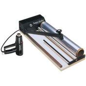 """Super Sealer Shrink Film System For 16""""W Film, Sealer/Heat Gun/100' Film Included"""