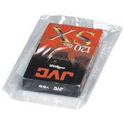 """6""""Wx9""""L PVC Shrink Bag, 80 Gauge, Clear, 500 Pack"""