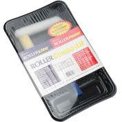 """18""""Wx22""""L PVC Shrink Bag, 100 Gauge, Clear, 100 Pack"""