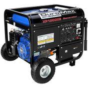 DuroMax Gas Generator W/Electric Start & Wheel Kit, 10,000W, 16.0HP