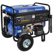 DuroMax Gas Generator W/Electric Start & Wheel Kit, 8500W 16.0HP