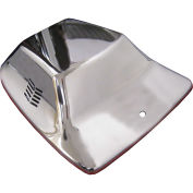 Perfect Products Replacement Hood, Silver Metal