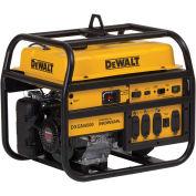 DeWalt Portable Generator W/Honda Engine, 120/240V, 4500W, Recoil Start