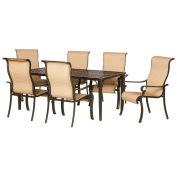 Brigantine 7-Piece Outdoor Aluminum Dining Set