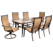 Monaco 7-Piece Outdoor Dining Set