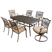 Traditions 7-Piece Outdoor Dining Set
