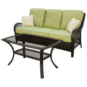 Orleans 2-Piece Outdoor Patio Set