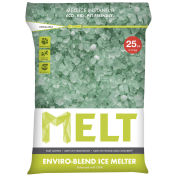 Snow Joe MELT25EB-PLT MELT 25 Lb. Bag Premium Enviro-Blend Ice Melt w/ CMA - 100 Bags/Pallet