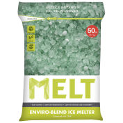Snow Joe MELT50EB-PLT MELT 50 Lb. Bag Premium Enviro-Blend Ice Melt w/ CMA - 49 Bags/Pallet