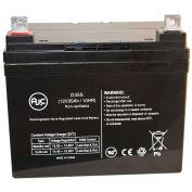 AJC® Briggs & Stratton Generator Battery, 12V, 33Ah