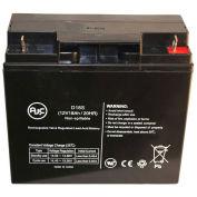 AJC® Briggs & Stratton Generator Battery, 12V, 18Ah