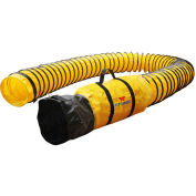 "25'L x 8""ID Polyester Duct Hose for X-8"