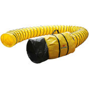 "25'L x 12""ID Polyester Duct Hose for X-12"
