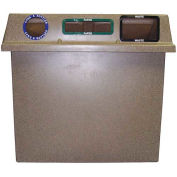 Super Sorter Recycling Container - Granite Gray