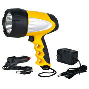 3W LED Rechargeable Spotlight - Pkg Qty 4