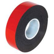 "Double Sided VHB Acrylic Foam Tape 1"" x 5 Yds 45 Mil Dark Gray - 3M 5952"