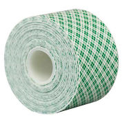 """Double Sided Foam Tape 2"""" x 5 Yds 1/32"""" Thick Natural - 3M 4032"""