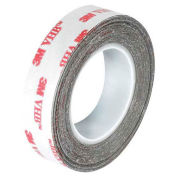 "Double Sided VHB Acrylic Foam Tape 1/2"" x 5 Yds 25 Mil White - 3M 4932"