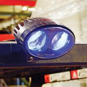 LED Forklift Safety Spotlight, Blue