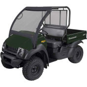 Classic Accessories UTV Front Windshield, Kawasaki Mule 600, Black