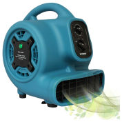 Freshen Aire Mini Scented Air Mover W/ Ionizer & 3-Hour Timer, 3 Speeds 800 CFM