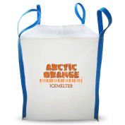 Xynyth 200-41999 Arctic Orange Icemelter 1 Metric Ton Tote