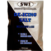 Scotwood Commercial Rock Salt 50 Lb. Bag
