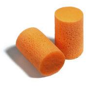 Howard Leight by Honeywell FirmFit Uncorded Disposable Earplugs, PVC Foam, Orange, 30 dB, 200 Pairs