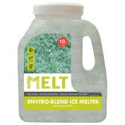 Snow Joe MELT10EB-J-PLT MELT 10 Lb. Premium Enviro Blend Ice Melter w/CMA 200 Jugs/Pallet
