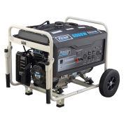 Pulsar Generator, Gas Engine, Recoil Start, 6000 Watt