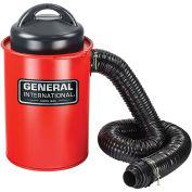 General International 13 Gallon Portable Steel Dust Collector