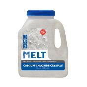 Snow Joe MELT10CC-J MELT 10 Lb. Jug Calcium Chloride Crystals Ice Melt