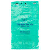 Poopy Pouch Header Bags, 12 Packs of 200 Bags/Pack, PP-H-200