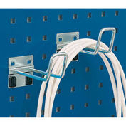 """Cable Hooks For Perfo Panels, Package Of 5, 8""""L"""