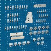 BOTT Lock-On Toolholder Set - 68-Piece Set