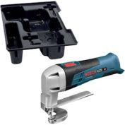 Bosch 12V Max Litheon Metal Shear, Tool Only w/ L-BOXX Insert Tray, PS70BN