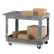 "Economical Tray-Shelf Carts, 30""Wx16""D Shelf"