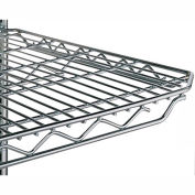 "Metro Qwikslot Extra Shelf For Wire Shelf Trucks, Fits Truck 4728600 & 4736800, 36""Wx24""D"