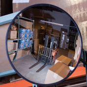 """Relius Solutions Convex Safety Mirrors - Acrylic - 12"""" Dia. - Outdoor"""