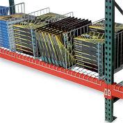 """NASHVILLE WIRE Kwik Klip Wire Decking Divider - 34x10"""""""