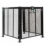 AC Protection Cage for Residential Units 3' x 3'