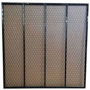 AC Protection Cage Single Panel 4' x 4'