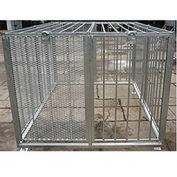 Roof Top Expanded Metal Cage 8' X 12' X 4.5""